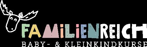 Logo FamilienReich - Kinder & Kleinkindkurse
